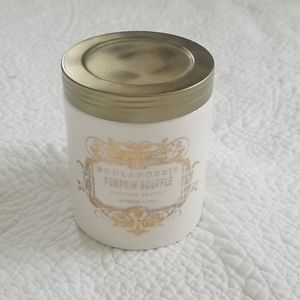 anthropologie pumpkin souffle scented cand…